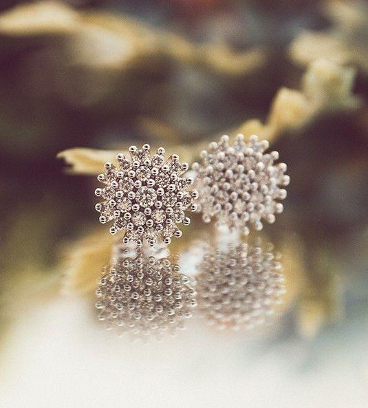 Brincos de diamantes ALIDA