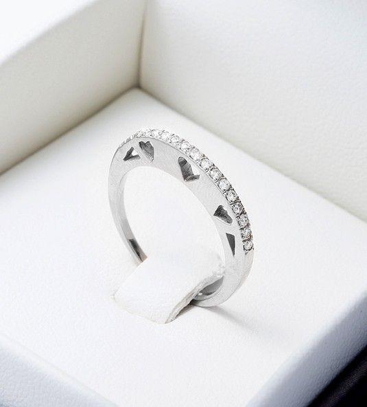 Anel de diamante MAR