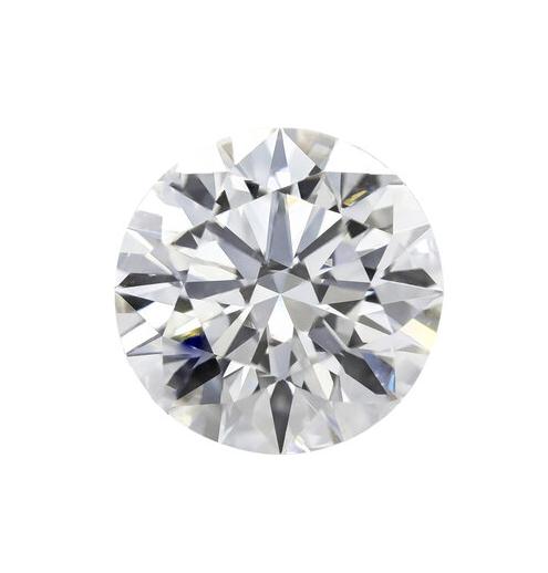 Diamante de investimento de lapidação brilhante