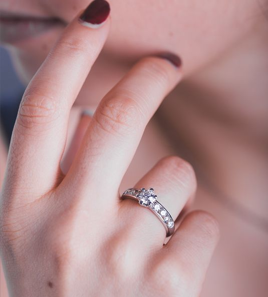 Anillo de diamantes CLASSIC ESPECIAL