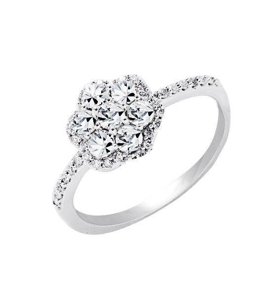 Anel de diamante TENERIFE